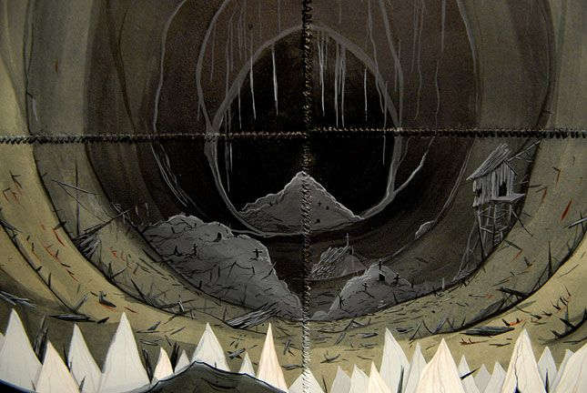 belly of the whale johnathan Marshall | johnathan marshall belly of whale with detail jonathan marshall into ...