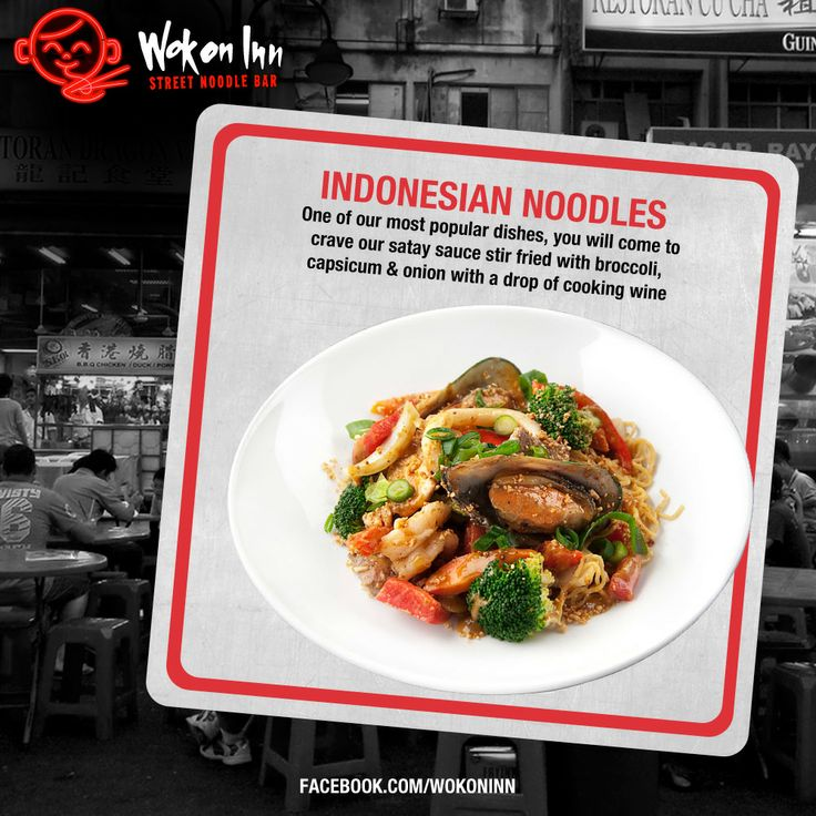 Wok On Inn Indonesian Noodles