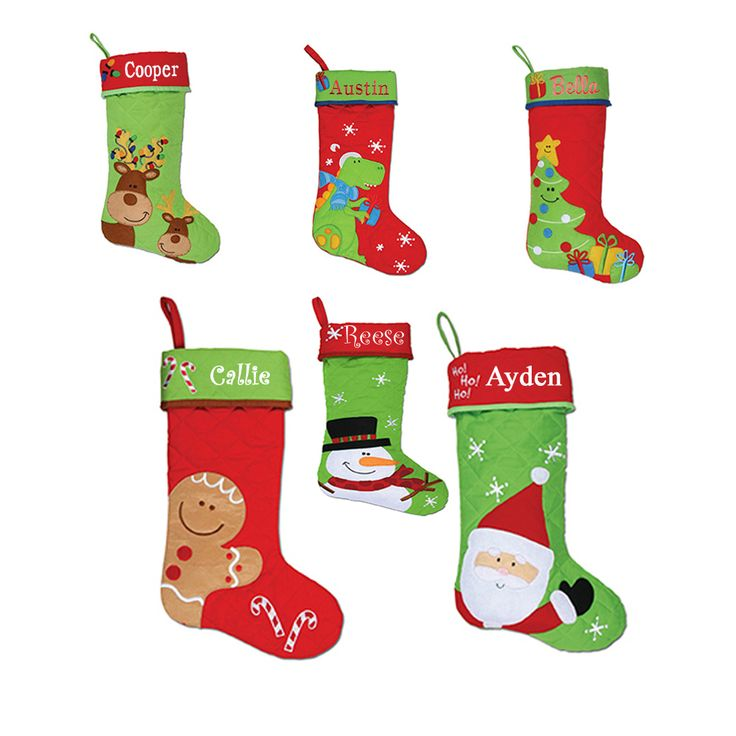Amazing Christmas Stocking Craft Ideas Part - 2: Christmas Stocking