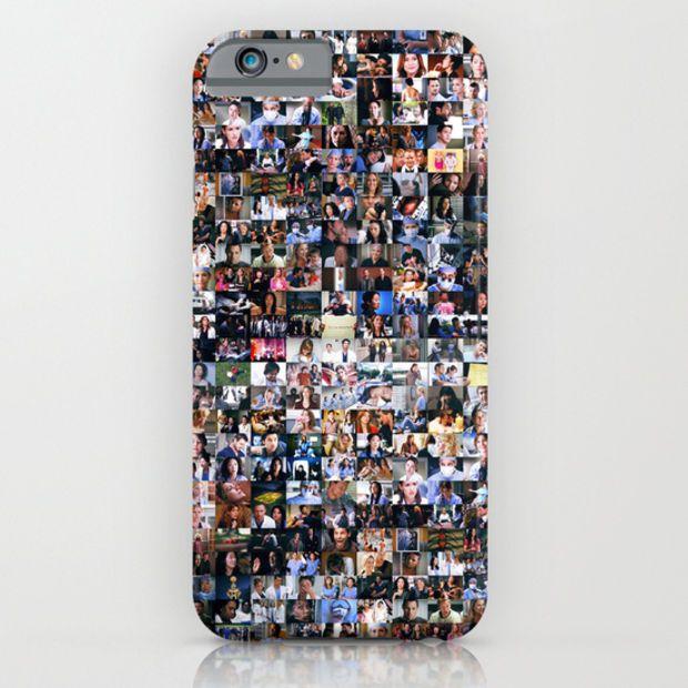 Grey's Anatomy - 200 Episodes iPhone & iPod Case by Drmedusagrey