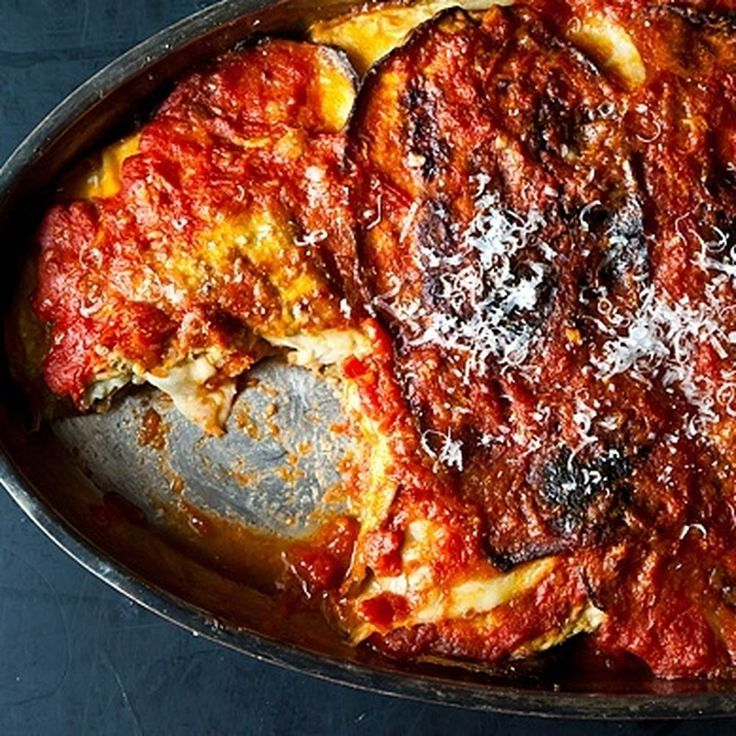 Eggplant Parmesan Recipe from Nancy Jo, Winner of Your Best Eggplant Recipe Contest | Food52