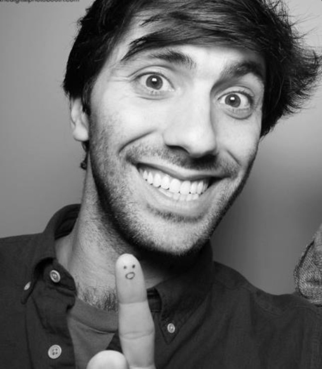 Nev Schulman, I would fake a fake relationship in order to meet you.
