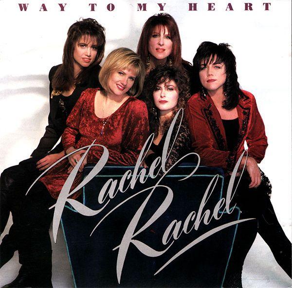 Rachel Rachel - Way to My Heart CD 1991 Dayspring [7014213628] Kerry Livgren #ChristianGospelJewish