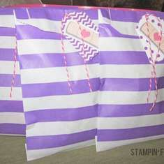 The Doc is IN! A Doc McStuffins Birthday Party - goodie bag