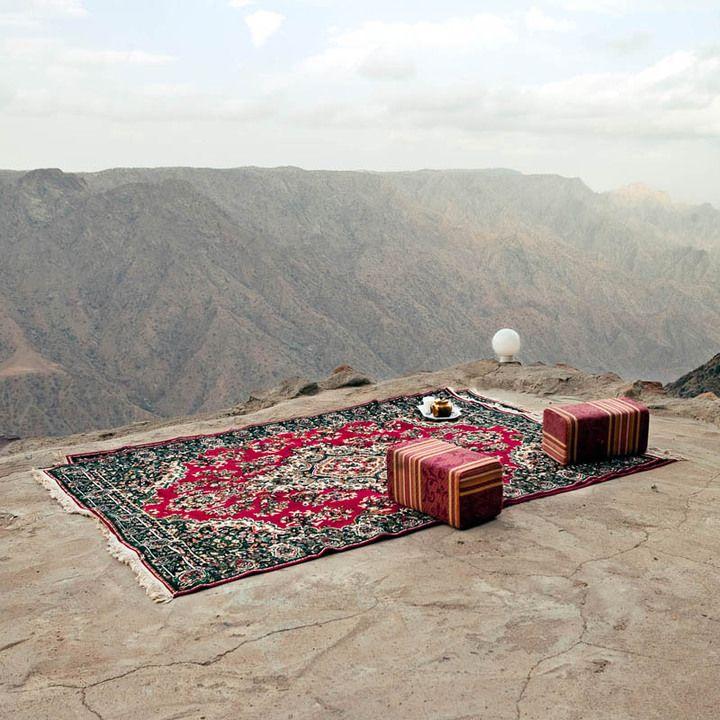 Min Turab. Paisaje contemporáneo en la región del Golfo