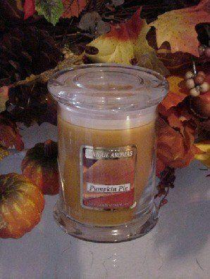 13 Oz Status Jar Candle Pumpkin Pie Scent Candle By Unique Aromas. $26.93.  Pumpkin