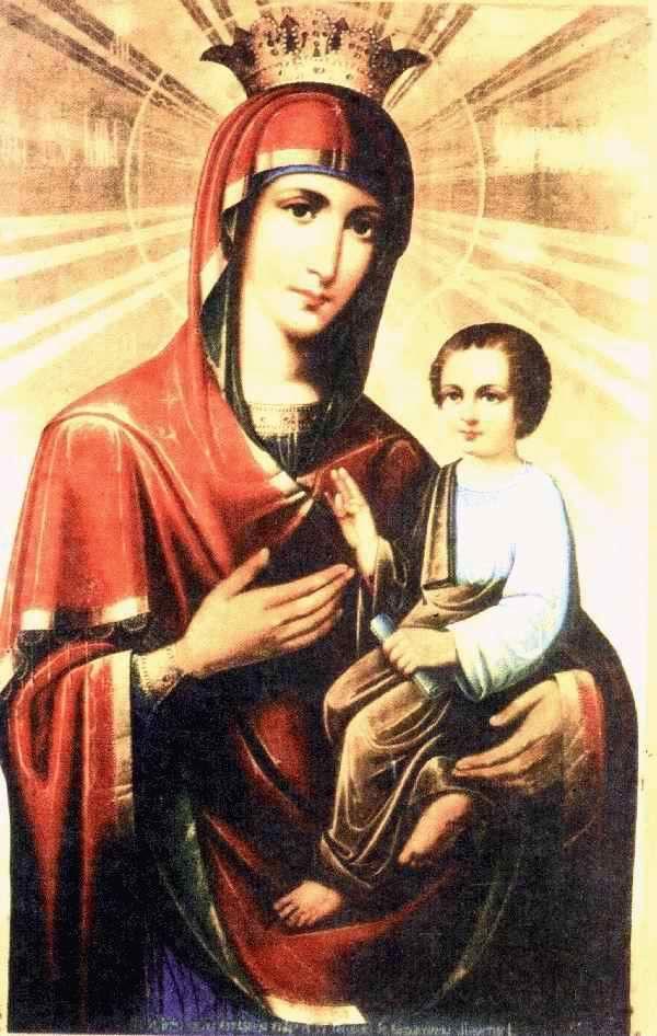 """Молитвы иконе Божией Матери """"Скоропослушница"""""""