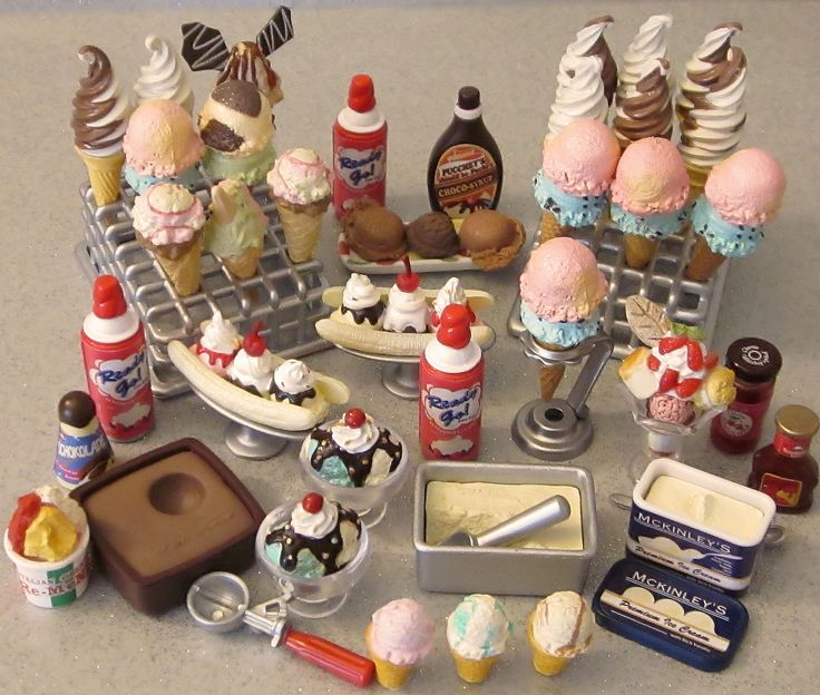 Best 25+ Polymer Clay Miniatures Ideas On Pinterest