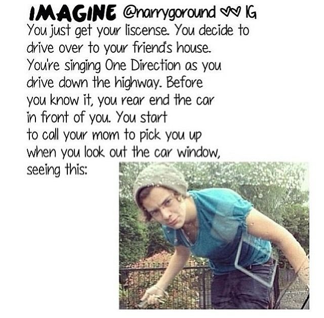 I would die................laughter because that's how I fangirl