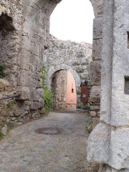 """Ruine """"Burg Laaber"""" in Laaber Bayern/Bavaria"""