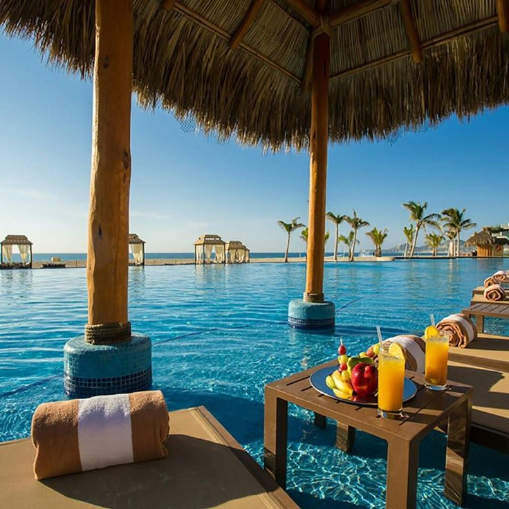 Hyatt Ziva Los Cabos wants you to enjoy your time and relax. Who wouldn't want to be here.