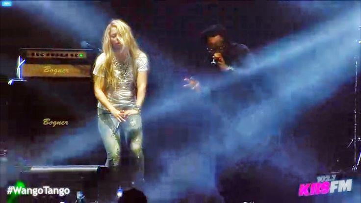 LAS CADERAS TABASCO: Tracklist de Shakira en Wango Tango