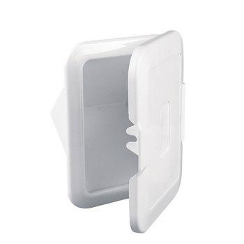 Tank Deckfill Holder, White
