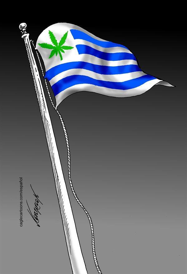 Antonio Neri Licón - El Economista, Mexico - Uruguay - Spanish - Uruguay, marihuana
