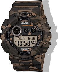G-Shock Others GD120CM-8
