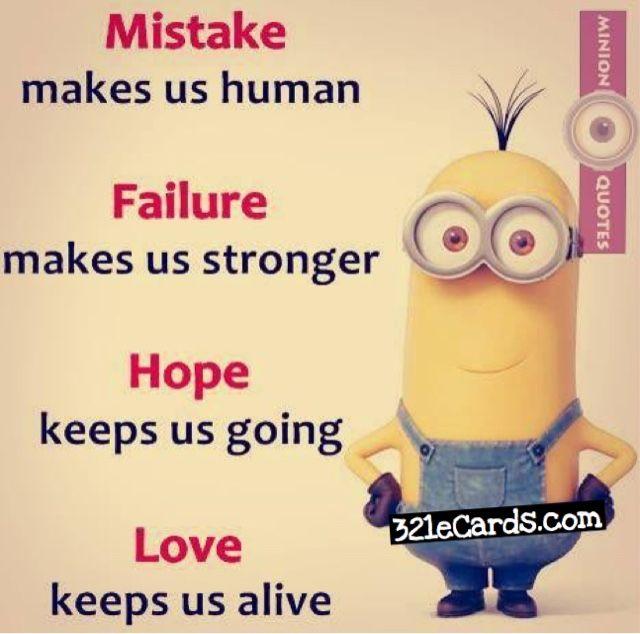 Minion Quotes Miniondrama Op Pinterest