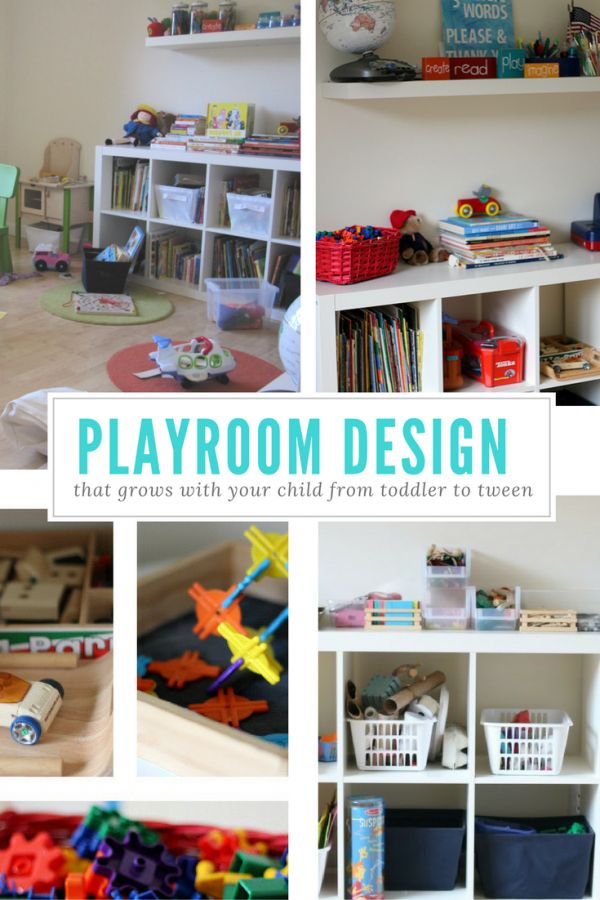 Playroom Design From Toddler To Tween Part 51