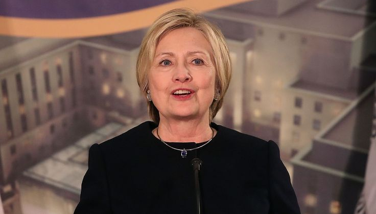 Welcome to Gabriel Atanbiyi Blog: Clinton: FBI chief and Russia cost her election