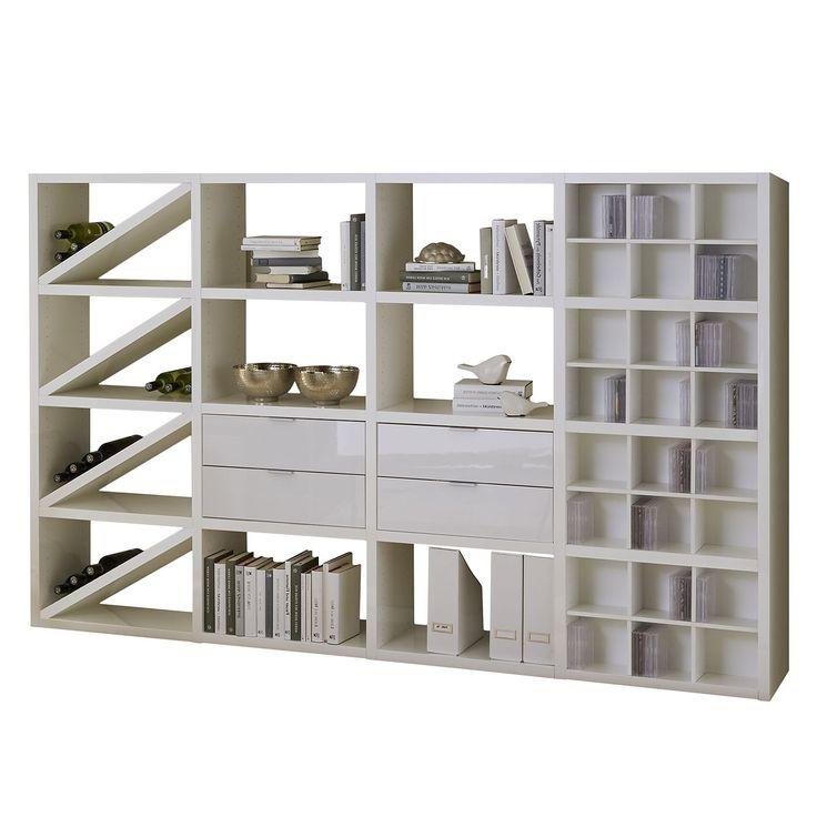 Inspirational Regal Concept XII Hochglanz Wei loftscape Jetzt bestellen unter https