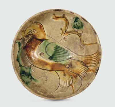Ciotola Area veneta, seconda metà del XVI secolo  Ceramica graffita su ingobbio, altezza cm 7,5, diametro cm 16,2 Buono stato di conservazione