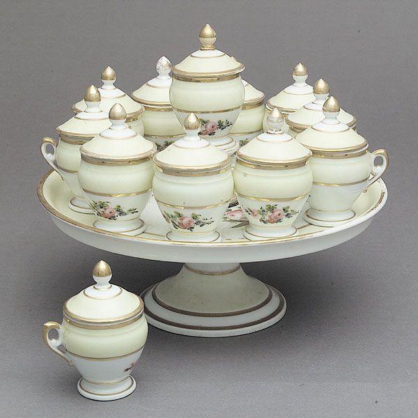 orange yuzu pots de creme new pot de creme cup collection single pots ...