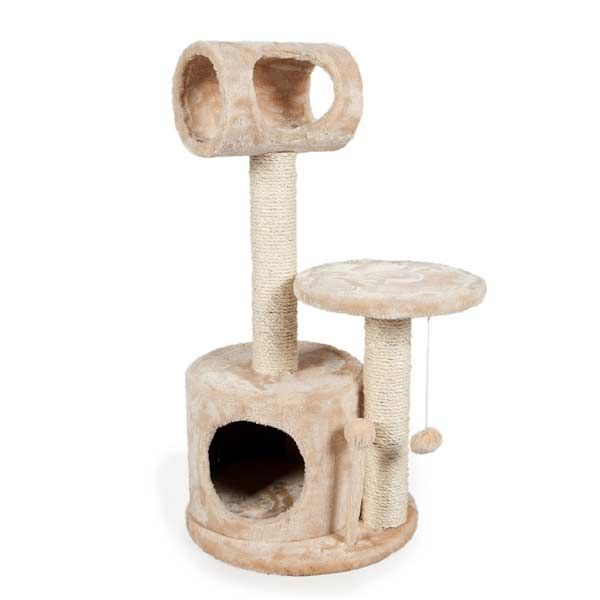 Purrshire Kitty Explorer Cat Activity Centre on Sale | Free UK Delivery
