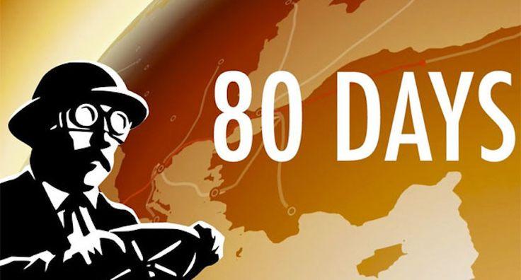 80 Days, nuevo juego ya disponible en la Mac App Store