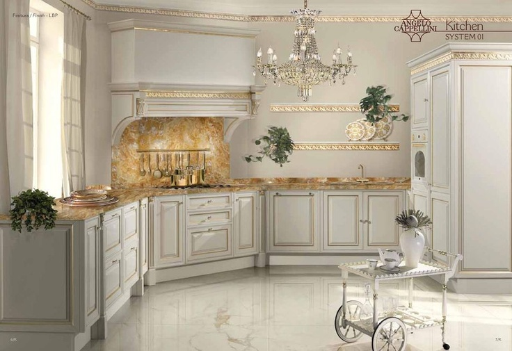 Luxusní italská kuchyně od Angelo Cappellini. Kompletní kolekci naleznete na našich internetových stránkách: http://www.saloncardinal.com/galerie-angelo-cappellini-d61