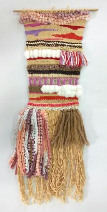 Uph, sod, dp, nirmana 1. Tapestry project.