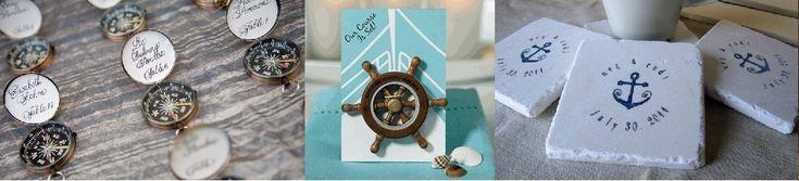 Nautical-Themed Wedding Ideas   Equally Wed - A gay and lesbian wedding magazine.