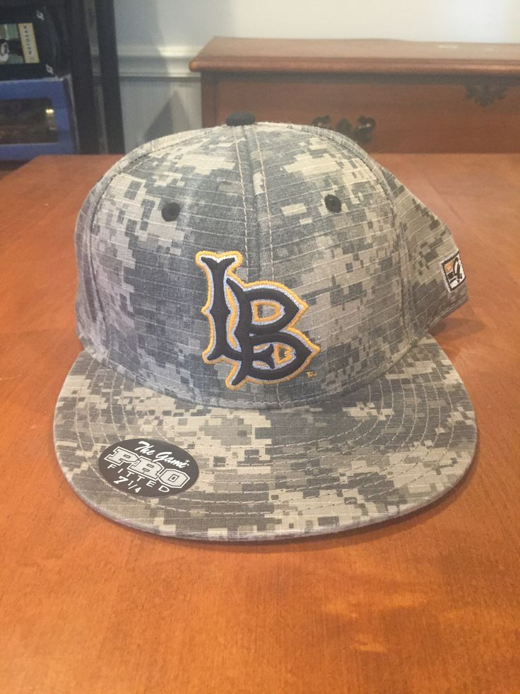 Long Beach State Dirtbags Fitted Hat