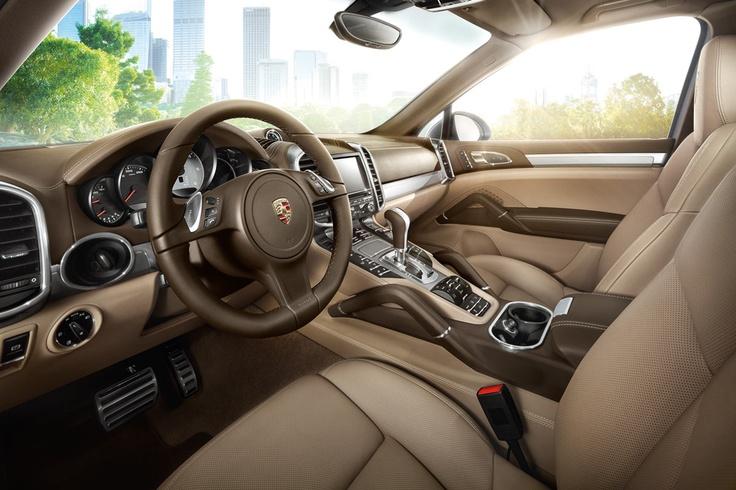 Cayenne S Diesel 2013