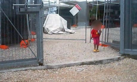Immigration department defied advice not to transfer babies back to Nauru | World news | The Guardian