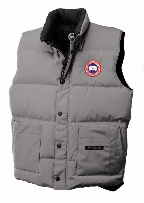 b132548cee1f Canada Goose Freestyle Vest Mid Grey For Men