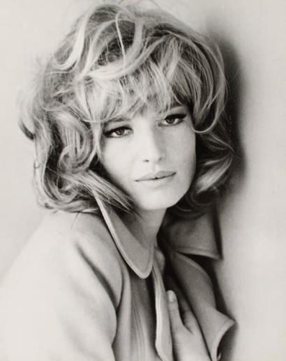 "Monica Vitti... beautiful ""muse"" of her husband's Director, Michelangelo Antonioni"