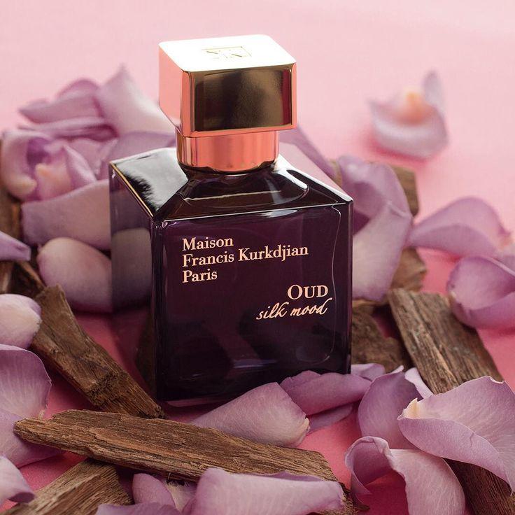 OUD silk mood Eau de parfum features oud wood, one of the world's most expensive ingredients.  #new #oud #silk #betweenorientandoccident #preciousingredients #maisonfranciskurkdjian #I❤MFK #franciskurkdjian #perfume #luxury #paris #fragrancewardrobe #oudmoodcollection #inthemoodforoud #perfumer #franciskurkdjian #luxuryfragrances #fragrancehouse
