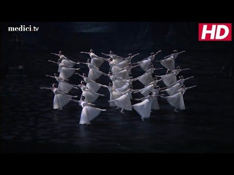 Giselle - Act 2, the willis - Adolphe Adam (Opéra de Paris) - YouTube