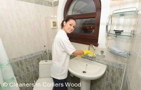 Domestic Cleaners Colliers Wood