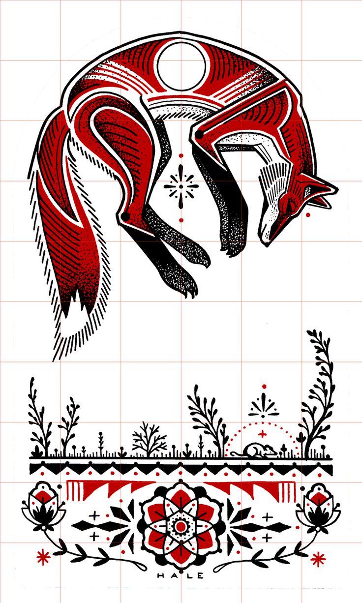 david hale fox - My fav tattoo!