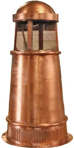 1000 Images About Chimney Caps On Pinterest