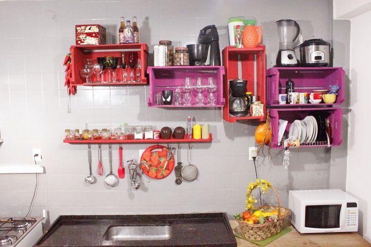 fotos de cozinha organizadas - Pesquisa Google