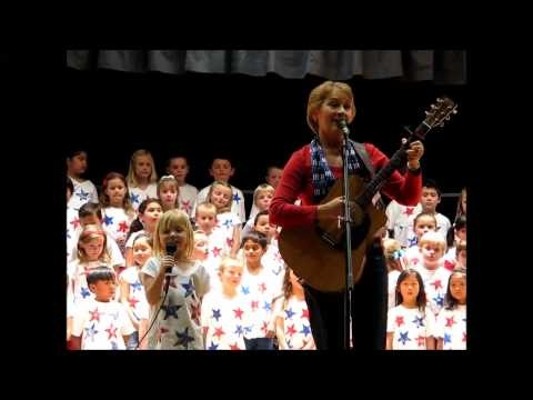 memorial day choir songs