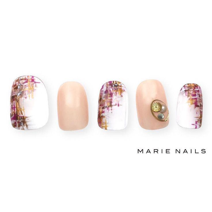 #マリーネイルズ #marienails #ネイルデザイン #かわいい #ネイル #kawaii #kyoto #ジェルネイル#trend #nail #toocute #pretty #nails #ファッション #naildesign #awsome #beautiful #nailart #tokyo #fashion #ootd #nailist #ネイリスト #ショートネイル #gelnails #instanails #newnail #cool #art #キラキラ