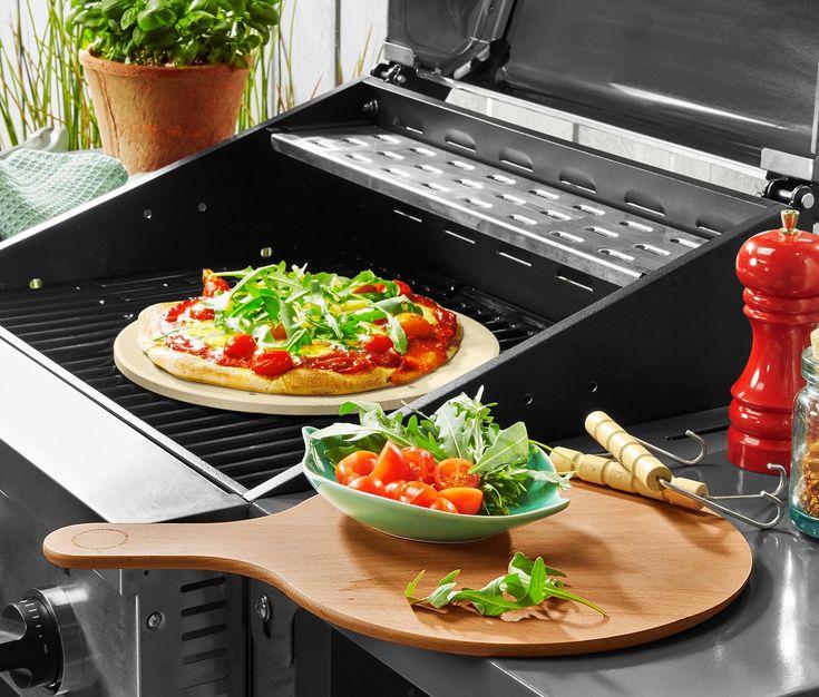 Deska na pečení pizzy a chleba 340120 z e-shopu Tchibo.cz