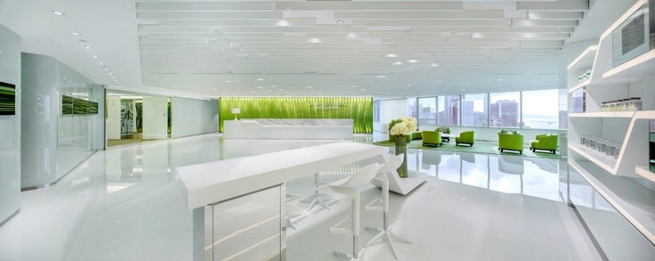 Beige Design  have completed an interior for a Neo Derm Medical Aesthetic Center in Hong Kong.