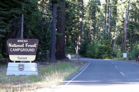 Sunset Campground is located on the banks of scenic Lake of the Woods, in close proximity to several wilderness areas, offering visitors opportunities to experience both the serene and wild aspects of south central Oregon.