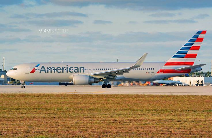 767 <3 #NewAmerican #AmericanAirlines