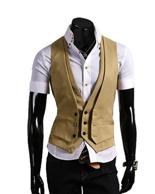 Shop for cheap casual waistcoat, slim fit mens vest online, including wool waist coat, black waistcoat for men at best price from downloadsolutionspa5tr.gq