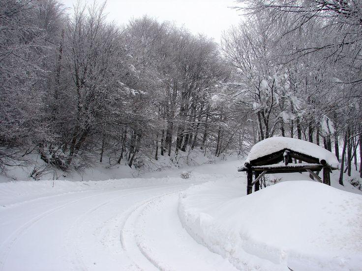 Pilio mountain village