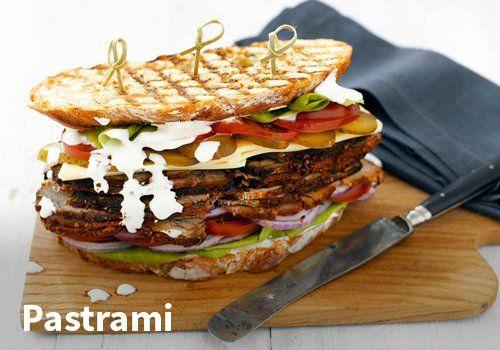 Pastrami, resepti: Valio #kauppahalli24 #resepti #pastrami #maalaisleipä #verkkoruokakauppa #ruokaidea